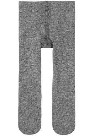 ULTRA BLICKDICHTE STRUMPFHOSE MIT KASCHMIR - Tights - melange grey