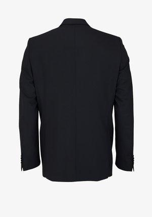 MIT TEILUNGSNAHT SCHWARZ - Suit jacket - schwarz