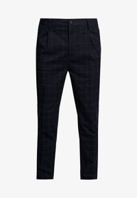 Cotton On - OXFORD - Pantalon classique - navy green - 4