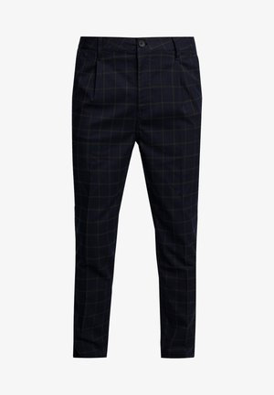 OXFORD - Spodnie materiałowe - navy green