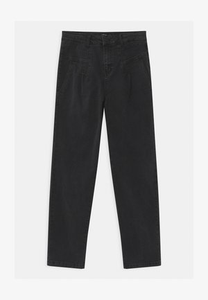 Džíny Relaxed Fit - black denim