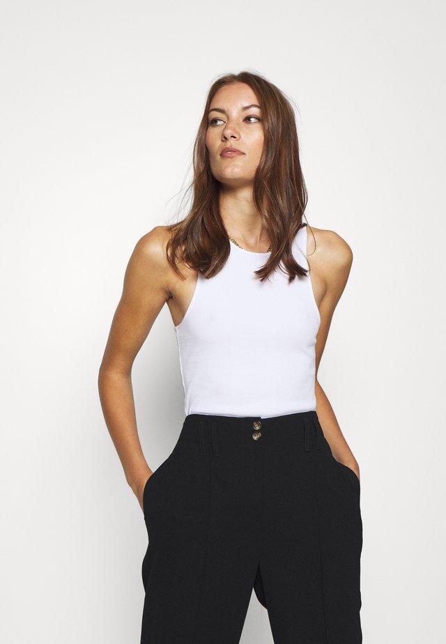 ALEXA TANK - Top - white