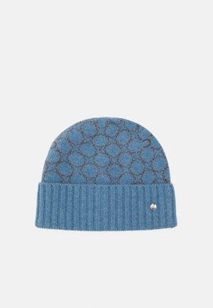 LOGO HAT - Mössa - jeans blue