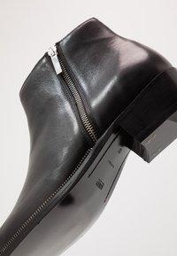 HUGO - PRESTIGE - Classic ankle boots - black - 5