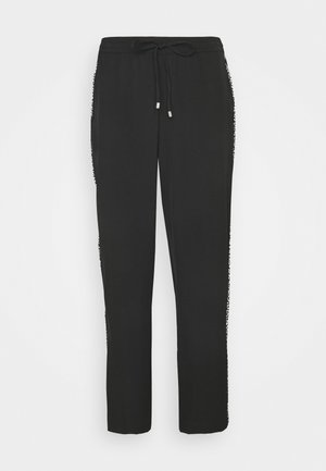 PULL ON PANT - Trousers - black