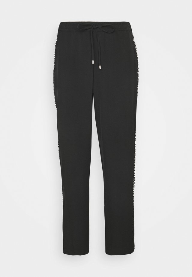 PULL ON PANT - Bukser - black