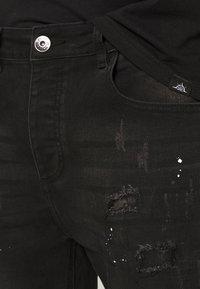 Kings Will Dream - SPACE - Slim fit jeans - black - 4