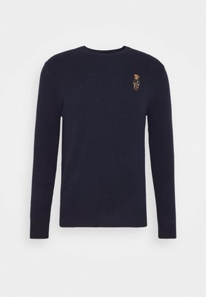 Jersey de punto - hunter navy