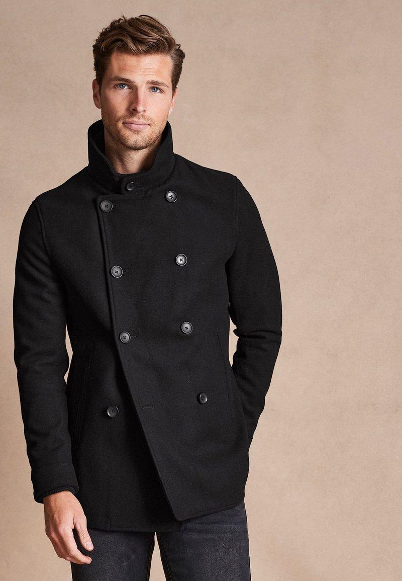 Next - Cappotto invernale - black