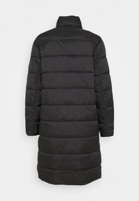 CLOSED - COSY PORI - Winter coat - black - 1