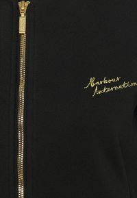 Barbour International - MINATO OVERLAYER - Mikina na zip - black - 2