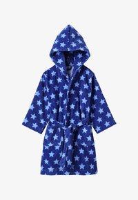 Sanetta - Dressing gown - caribian blue - 4