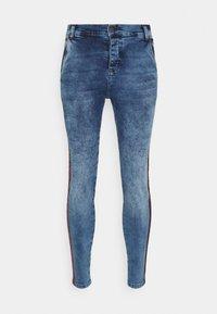 SIKSILK - Jeans Skinny Fit - midstone - 3