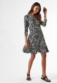 Dorothy Perkins - Day dress - black - 2