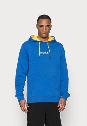AMBERJACK HOODY - Hoodie - blue