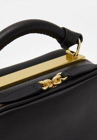 3.1 Phillip Lim - RYDER SMALL ZIP CROSSBODY - Across body bag - black/brass-coloured - 4