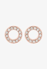 SNÖ of Sweden - Earrings - rosé/clear - 3