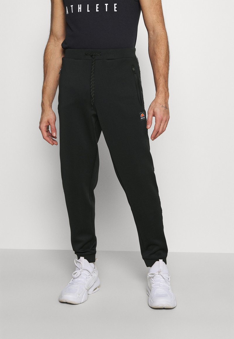Ellesse - ROMFORD - Pantalones deportivos - black