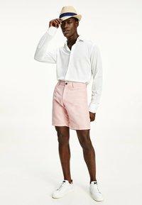 Tommy Hilfiger - SLIM FIT  - Formal shirt - white - 0