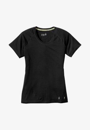LIGHTWEIGHT 150 BASELAYER - Camiseta básica - black