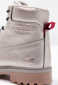 KangaROOS - RIVETER - Ankle boots - silver - 2