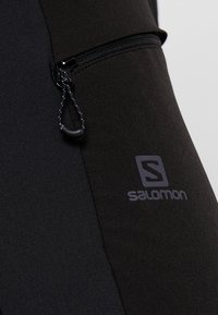 Salomon - WAYFARER  - Trousers - black - 5