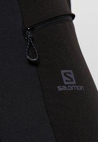 Salomon - WAYFARER  - Pantaloni - black - 5