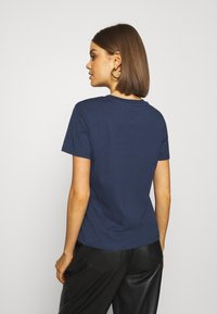 Tommy Jeans - REGULAR C NECK - Jednoduché triko - blue - 2