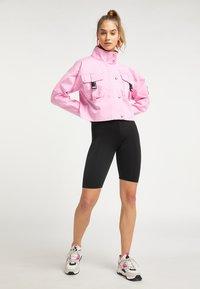 myMo - Summer jacket - rosa - 1