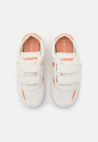 Lacoste - PARTNER UNISEX - Sneakers laag - offwhite - 3