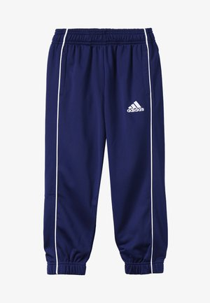 CORE ELEVEN FOOTBALL PANTS - Tracksuit bottoms - darkblue