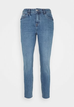 BYKATO BYKILLI MOM - Jeans Relaxed Fit - light blue denim