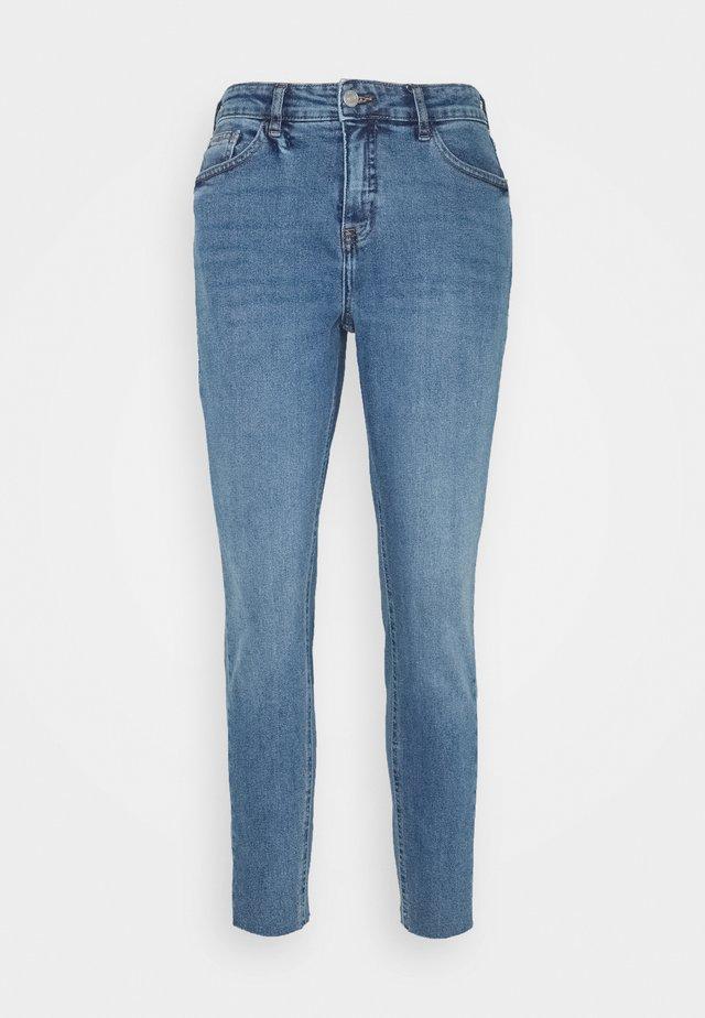 BYKATO BYKILLI MOM - Relaxed fit jeans - light blue denim