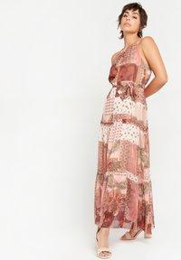 LolaLiza - Maxi dress - rust - 1