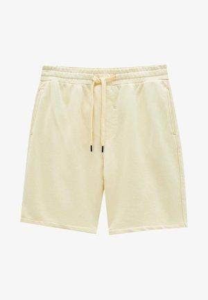 Shortsit - yellow