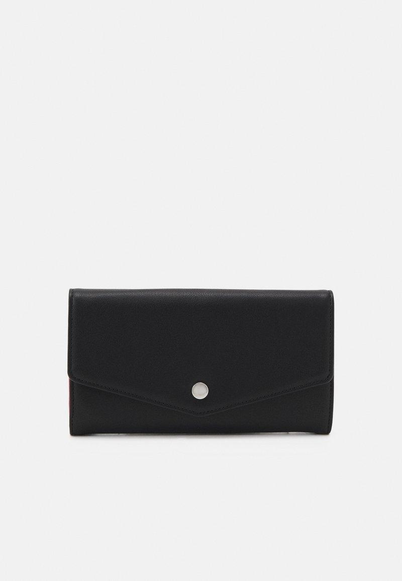 Even&Odd - Wallet - black/red
