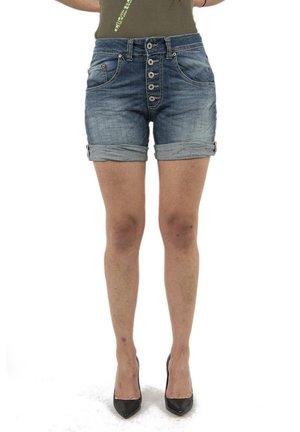 Denim shorts - bleu