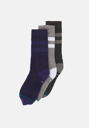THE JOVEN 3 PACK - Socks - grey