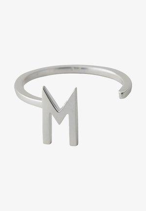 RING M - Ring - silver