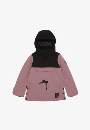 FIREBACK GIRLS - Veste de snowboard - old rose