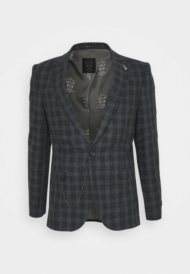 MASEBURRY - Blazer jacket - navy