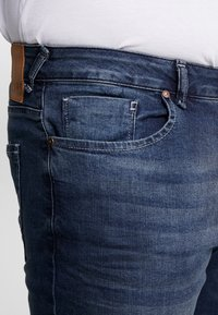 Cars Jeans - SHIELD PLUS - Slim fit jeans - dark used - 3