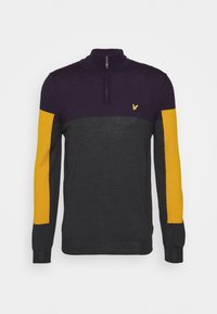 Lyle & Scott - MOFFAT - Jumper - observer grey - 3