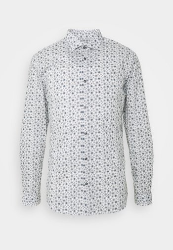 JPRBLAOCCASION MINIMAL SLIM FIT - Skjorta - white