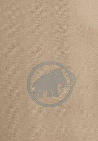 Mammut - CAMIE PANTS MEN - Kalhoty - safari - 2