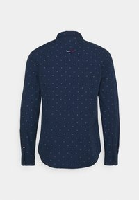 Tommy Jeans - DOBBY SHIRT - Shirt - blue - 8