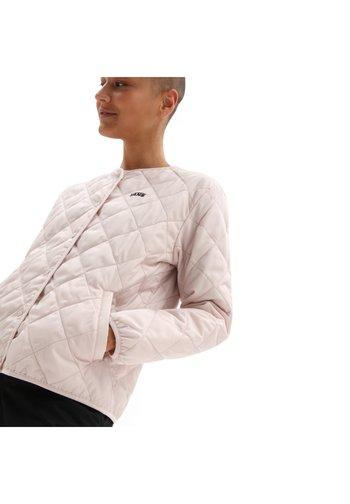 WM FORCES QUILTED JACKET - Light jacket - hushed violet