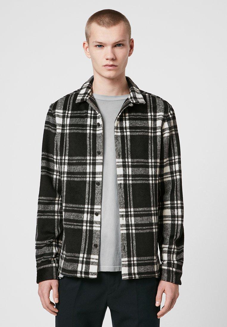AllSaints - GRAYSON - Skjorter - black