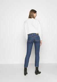 American Vintage - WIPY - Slim fit jeans - bleu stone - 2