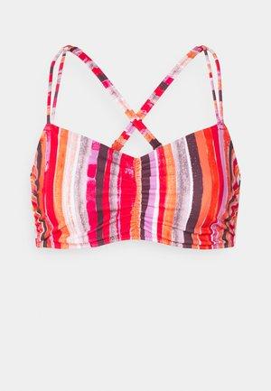 BALI BAY BRALETTE - Bikini top - summer multi